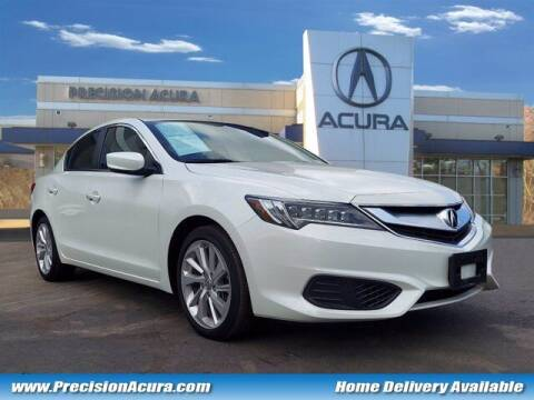 2018 Acura ILX for sale at Precision Acura of Princeton in Lawrence Township NJ