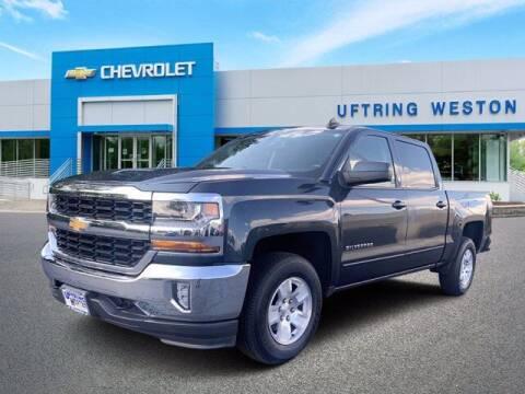 2017 Chevrolet Silverado 1500 for sale at Uftring Weston Pre-Owned Center in Peoria IL