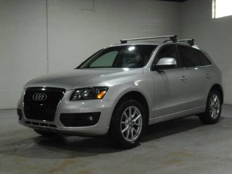 2010 Audi Q5 for sale at Ohio Motor Cars in Parma OH