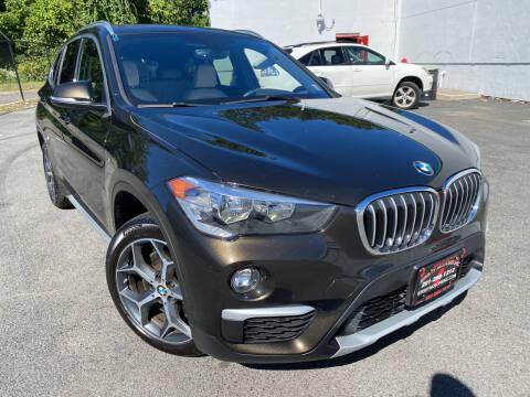 2018 BMW X1 for sale at JerseyMotorsInc.com in Teterboro NJ