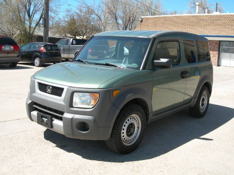 2004 Honda Element for sale at Springs Auto Sales in Colorado Springs CO