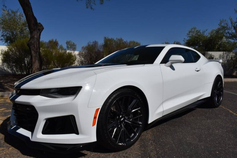 2019 Chevrolet Camaro for sale at AMERICAN LEASING & SALES in Tempe AZ