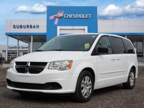 2016 Dodge Grand Caravan for sale at Suburban Chevrolet of Ann Arbor in Ann Arbor MI