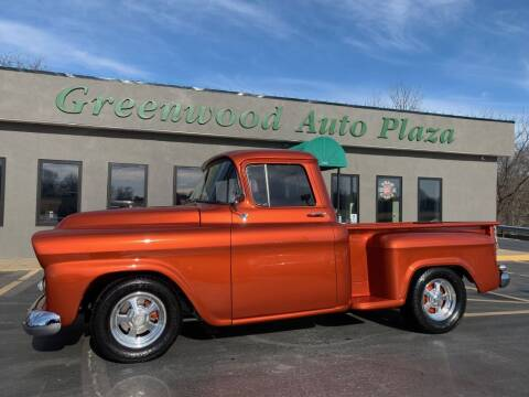 1959 GMC SERIES 100 for sale at Greenwood Auto Plaza in Greenwood MO