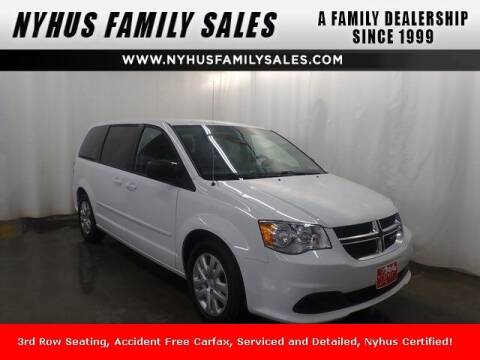 2015 Dodge Grand Caravan for sale at Nyhus Family Sales in Perham MN