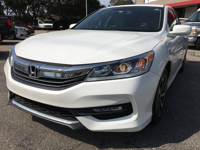 2016 Honda Accord for sale at Capital City Imports in Tallahassee FL