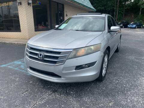 2010 Honda Accord Crosstour for sale at Diana Rico LLC in Dalton GA