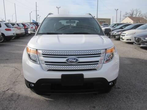 2014 Ford Explorer for sale at T & D Motor Company in Bethany OK