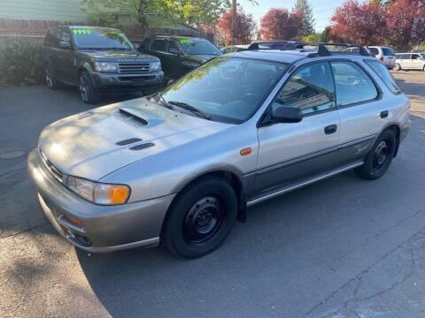 1999 Subaru Impreza for sale at Blue Line Auto Group in Portland OR