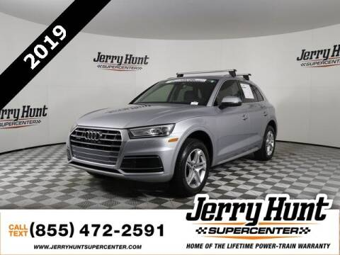 2019 Audi Q5 for sale at Jerry Hunt Supercenter in Lexington NC