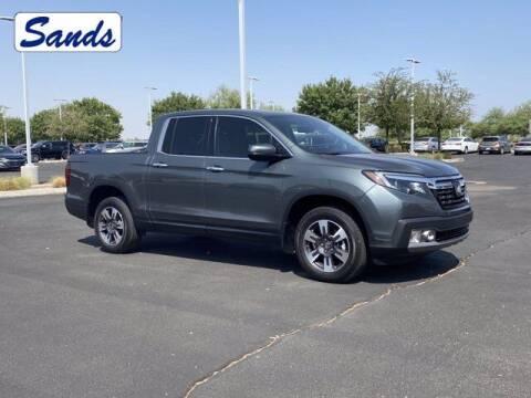 2019 Honda Ridgeline for sale at Sands Chevrolet in Surprise AZ