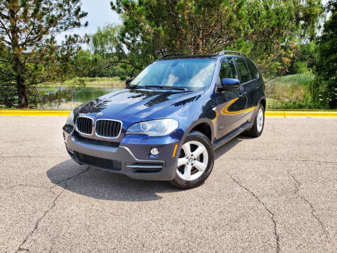 2007 BMW X5 for sale at Excalibur Auto Sales in Palatine IL