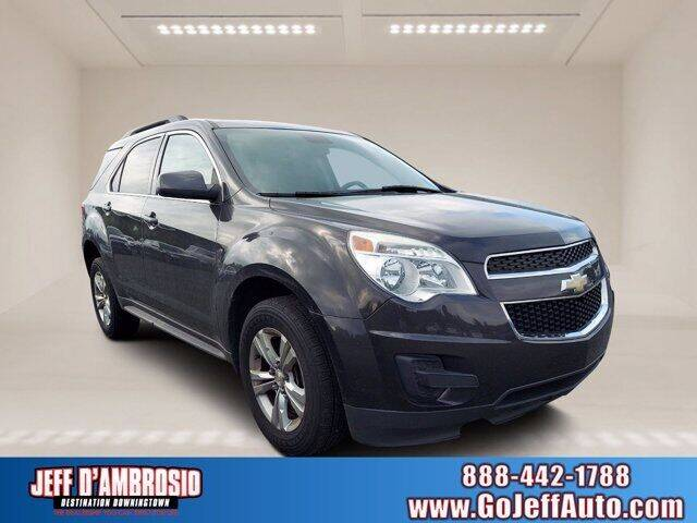 2014 Chevrolet Equinox for sale at Jeff D'Ambrosio Auto Group in Downingtown PA