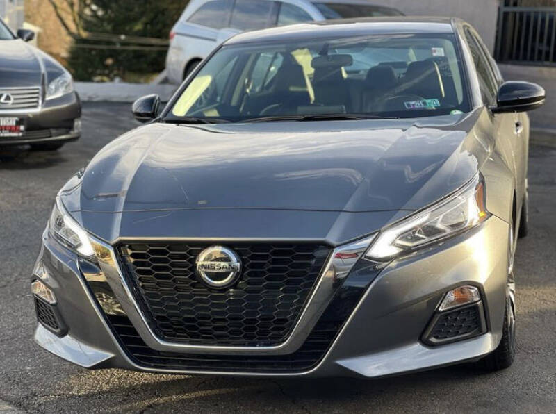 2019 Nissan Altima for sale at H & H Motors 2 LLC in Baltimore MD