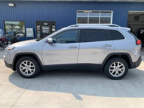 2017 Jeep Cherokee for sale at Twin City Motors in Grand Forks ND