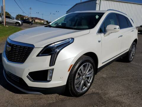 2020 Cadillac XT5 for sale at Art Hossler Auto Plaza Inc - New GM in Canton IL