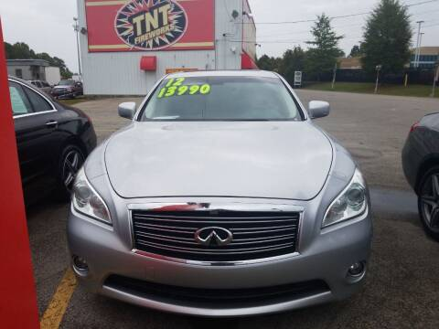 2012 Infiniti M37 for sale at AUTOPLEX 528 LLC in Huntsville AL