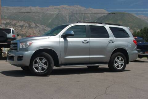 2008 Toyota Sequoia for sale at REVOLUTIONARY AUTO in Lindon UT