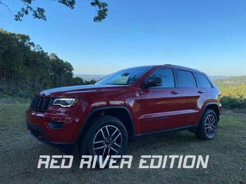 2019 Jeep Grand Cherokee for sale at RED RIVER DODGE - Red River of Malvern in Malvern AR