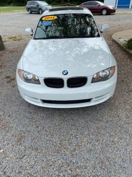 2011 BMW 1 Series for sale at Wallers Auto Sales LLC in Dover OH