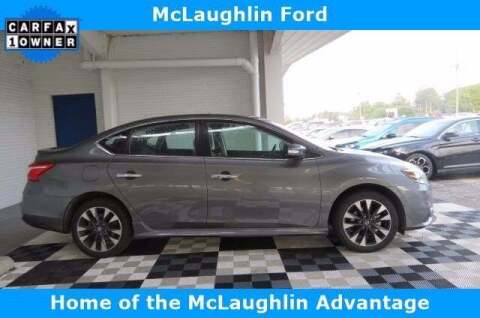 2019 Nissan Sentra for sale at McLaughlin Ford in Sumter SC