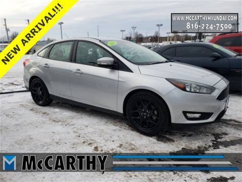 2016 Ford Focus for sale at Mr. KC Cars - McCarthy Hyundai in Blue Springs MO