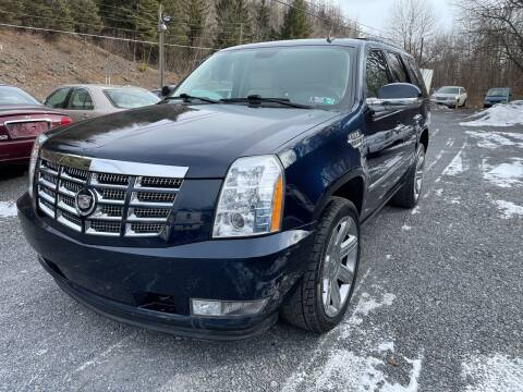 2008 Cadillac Escalade for sale at JM Auto Sales in Shenandoah PA