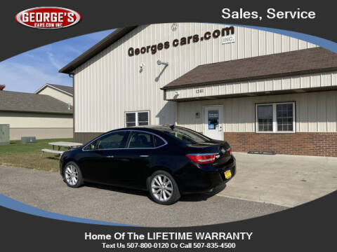 2012 Buick Verano for sale at GEORGE'S CARS.COM INC in Waseca MN