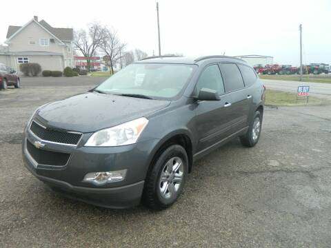 2012 Chevrolet Traverse for sale at Pro Auto Sales in Flanagan IL