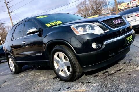 2008 GMC Acadia for sale at Island Auto in Grand Island NE
