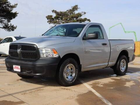 2017 RAM Ram Pickup 1500 for sale at Bryans Car Corner in Chickasha OK