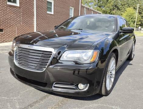 2012 Chrysler 300 for sale at El Camino Auto Sales in Gainesville GA