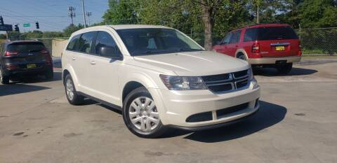 2014 Dodge Journey for sale at On The Road Again Auto Sales in Doraville GA