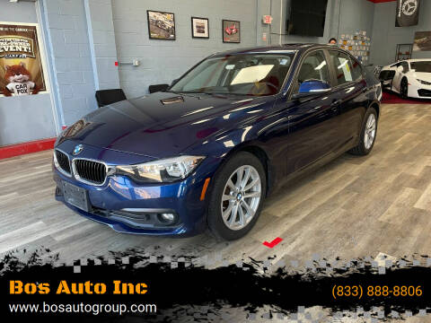 2016 BMW 3 Series for sale at Bos Auto Inc in Quincy MA