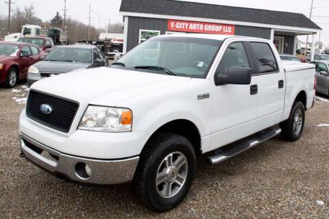 2006 Ford F-150 for sale at Y City Auto Group in Zanesville OH
