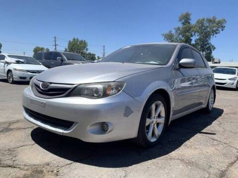 2010 Subaru Impreza for sale at MyAutoJack.com @ Auto House in Tempe AZ