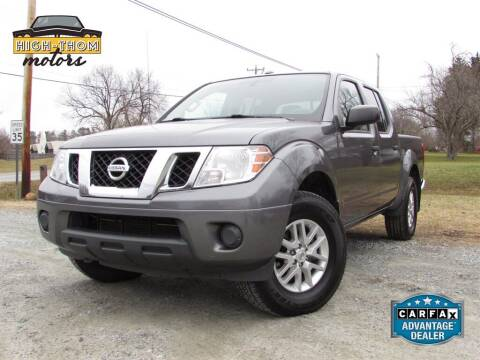 2016 Nissan Frontier for sale at High-Thom Motors in Thomasville NC