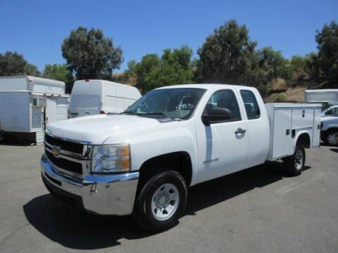 2010 Chevrolet Silverado 3500HD for sale at Norco Truck Center in Norco CA