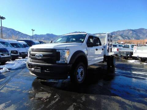 2017 Ford F-550 Super Duty for sale at Lakeside Auto Brokers in Colorado Springs CO