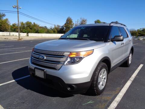 2013 Ford Explorer for sale at Rt. 73 AutoMall in Palmyra NJ