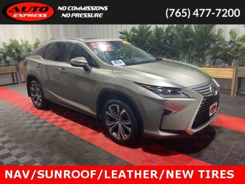 2018 Lexus RX 350 for sale at Auto Express in Lafayette IN
