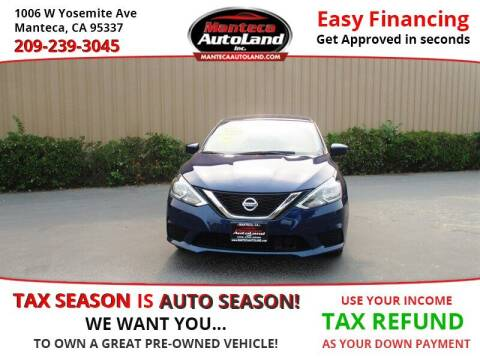 2019 Nissan Sentra for sale at Manteca Auto Land in Manteca CA