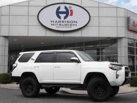 2018 Toyota 4Runner for sale at Harrison Imports in Sandy UT