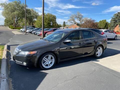 2008 Acura TL for sale at Auto Image Auto Sales in Pocatello ID