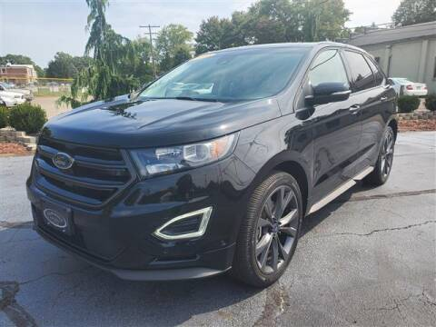 2016 Ford Edge for sale at GAHANNA AUTO SALES in Gahanna OH