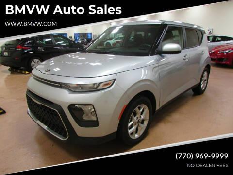 2020 Kia Soul for sale at BMVW Auto Sales in Union City GA
