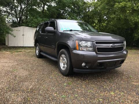 2010 Chevrolet Tahoe for sale at DRIVE ZONE AUTOS in Montgomery AL