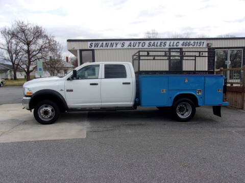 2011 RAM Ram Chassis 4500 for sale at Swanny's Auto Sales in Newton NC
