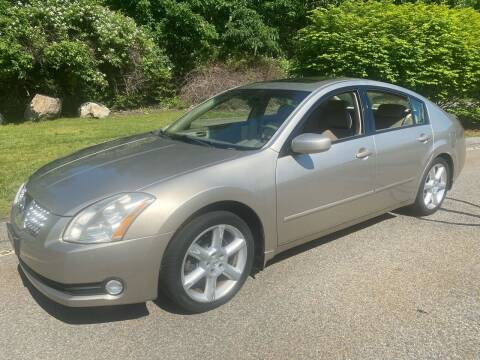 2004 Nissan Maxima for sale at Padula Auto Sales in Braintree MA