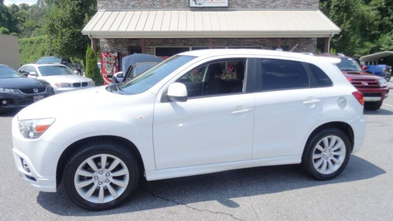 2011 Mitsubishi Outlander Sport for sale at Driven Pre-Owned in Lenoir NC